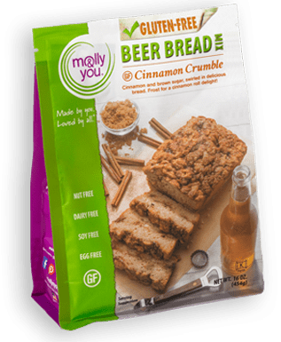 G-Free Beer Breads